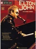 Jazz Play Along Volume 104: Elton John - 10 Classic Songs