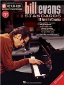 Jazz Play-Along Volume 141: Bill Evans Standards