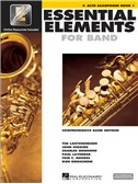 Essential Elements 2000: Alto Saxophone Book 1 (DVD Edition)