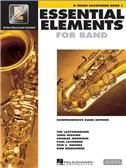 Essential Elements 2000: Tenor Saxophone Book 1 (DVD Edition)