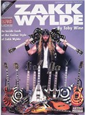 Zakk Wylde: Guitar Legendary Licks (Book and CD)