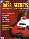 Guitar Magazine Presents: Bass Secrets. Bass Guitar Book, CD