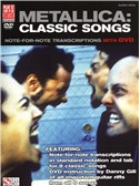 Metallica: Classic Songs - Guitar (Book/DVD)