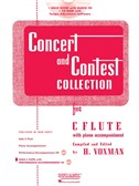 Concert And Contest Collection For C Flute (Book/CD)