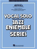Vocal Solo/Jazz Ensemble Series: Skyfall (Key: C Minor)