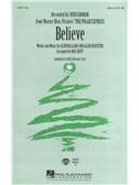 Josh Groban: Believe (SAB)