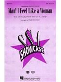Shania Twain: Man! I Feel Like A Woman (SSA)