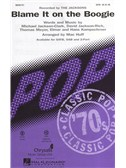 The Jacksons: Blame It On The Boogie (SATB)