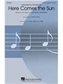 The Beatles: Here Comes The Sun (SATB)