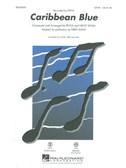 Enya: Caribbean Blue (Arr. Kirby Shaw) (SATB). Sheet Music