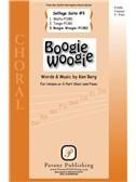 Ken Berg: Boogie Woogie From Solfege Suite #3 2-Part Choral