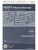 Ola Gjeilo: Serenity (O Magnum Mysterium)