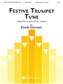 David German: Festive Trumpet Tune - Organ or Organ/Bb Trumpet