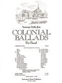 Norman Dello Joio: Colonial Ballads