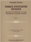 Joaquin Turina: Three Fantastic Dances, Op. 22