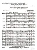 D. S. Bortniansky: Cherubim-Song No. 7 (Arr. P. Tchaikovsky)