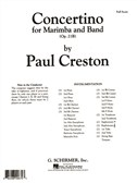 Paul Creston: Concertino Op.21B