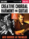 Mick Goodrick/Tim Miller: Creative Chordal Harmony For Guitar (Book/Online Audio)