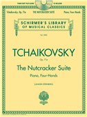 Pyotr Ilyich Tchaikovsky: The Nutcracker Suite - Piano Duet Play-Along (Book/Online Audio)
