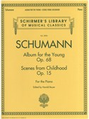 Robert Schumann: Album For The Young Op.68 / Scenes From Childhood Op.15