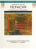 Arias For Tenor - Complete Package