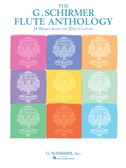 The G. Schirmer Flute Anthology (Flute/Piano). Sheet Music