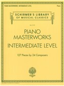 Piano Masterworks: Intermediate Level