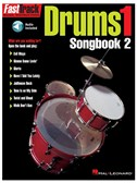 Fast Track: Drums One - Songbook Two (Book/Online Audio)