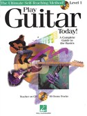 Play Guitar Today! Level 1