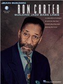 Ron Carter: Building Jazz Bass Lines (Book/Online Audio)
