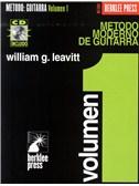 Metodo Moderno De Guitarra (Volumen 1 Con CD)