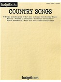 Budgetbooks: Country Songs