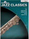 Jazz Classics Instrumental Play-Along: Flute (Book/CD)