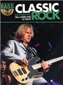Hal Leonard Bass Play-Along: Classic Rock