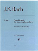 J.S. Bach: Notebook for Anna Magdalena Bach