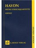 Joseph Haydn: Fruhe Streichquartette