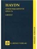 Franz Joseph Haydn: String Quartets Volume  X op. 76 Nr. 1-6