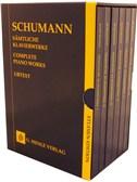 Robert Schumann: Complete Piano Works Study Score - 6 Volume Slipcase (Henle Urtext). Sheet Music