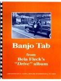 Bela Fleck: Drive (Banjo Tab)