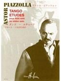 Astor Piazzolla: Tango-Etudes (Flute Or Violin)