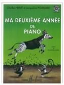 Charles Hervé: Ma Deuxième Année De Piano