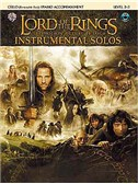 Lord Of The Rings: Instrumental Solos: Cello/Piano Accompaniment (Book And CD)