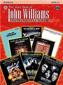 The Very Best Of John Williams: Instrumental Solos (Tenor Sax)