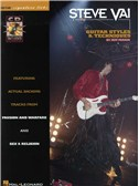 Steve Vai: Guitar Styles And Techniques