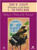 John W. Schaum: Piano Course C The Purple Book