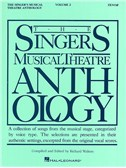 The Singers Musical Theatre Anthology Volume 2 Tenor