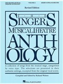 The Singers Musical Theatre Anthology: Volume Two (Mezzo Soprano)