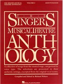 Singers Musical Theatre Anthology Volume 3 Baritone/Bass