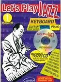 Let's Play Jazz Volume 1 - Keyboard