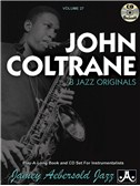 Jamey Aebersold Jazz Play Along Volume 27: John Coltrane